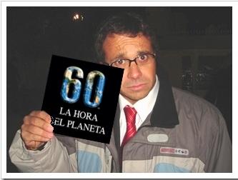 Periodista Sergio Lapegüe.