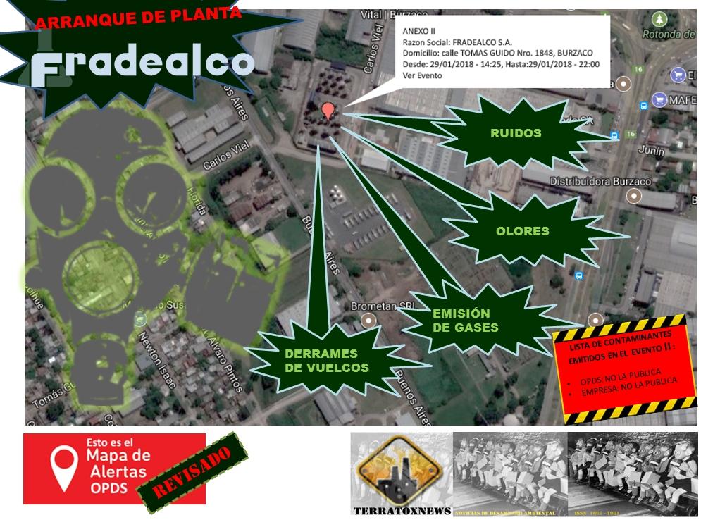 FRADEALCO S.A. Anexo II 29.01.2018 Burzaco Alte.Brown Res 3722.16