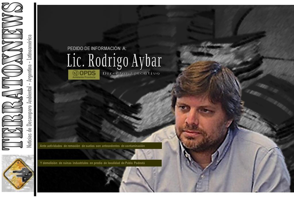 Lic. Rodrigo Aybar OPDS